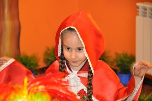 Wchodzenie w najróżniejsze role jest naturalną umiejętnością dzieci.